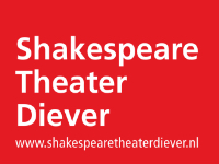 Logo shakesperare theater diever